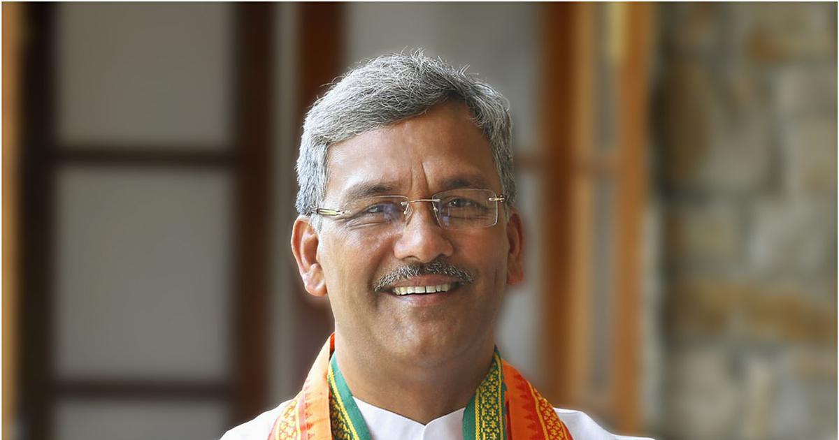 'Cow is the only animal that inhales and exhales oxygen,' says Uttarakhand CM