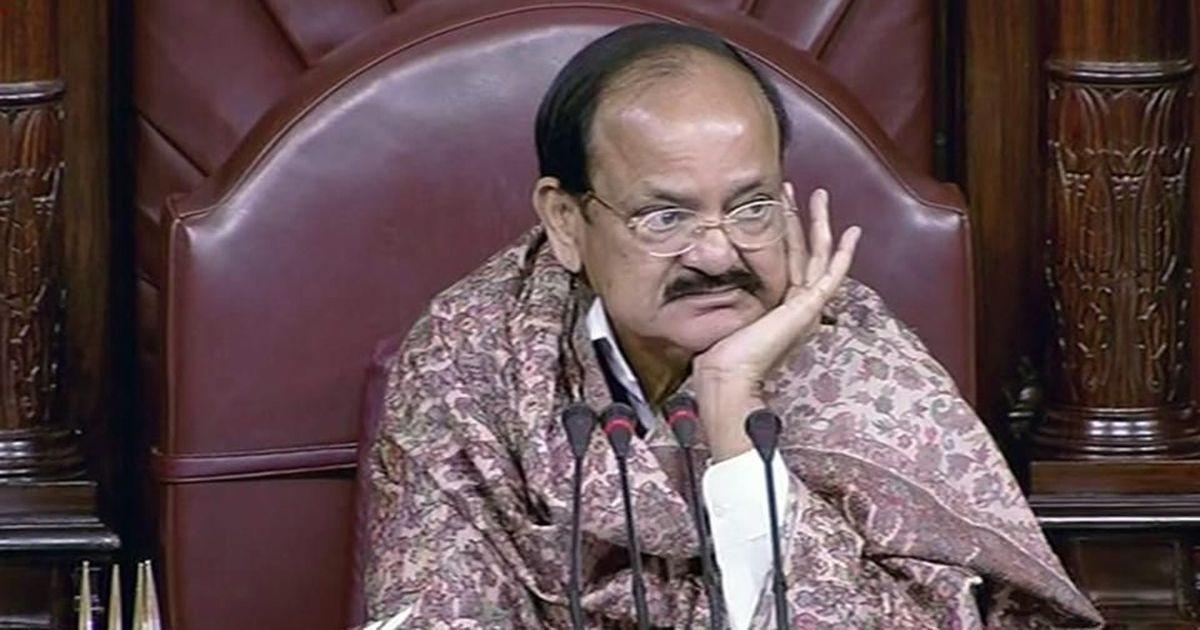 Rajya Sabha: Venkaiah Naidu dismisses Opposition's allegation about 'hurried passage of bills'