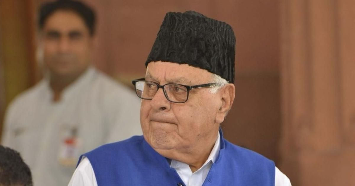 Farooq Abdullah questioned by ED in connection with J&K Cricket Association scam