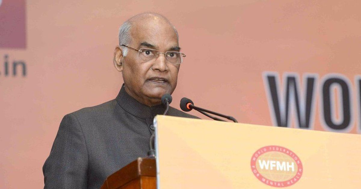 President Kovind should send back RTI Amendment Bill – the changes undo his own work of 2005