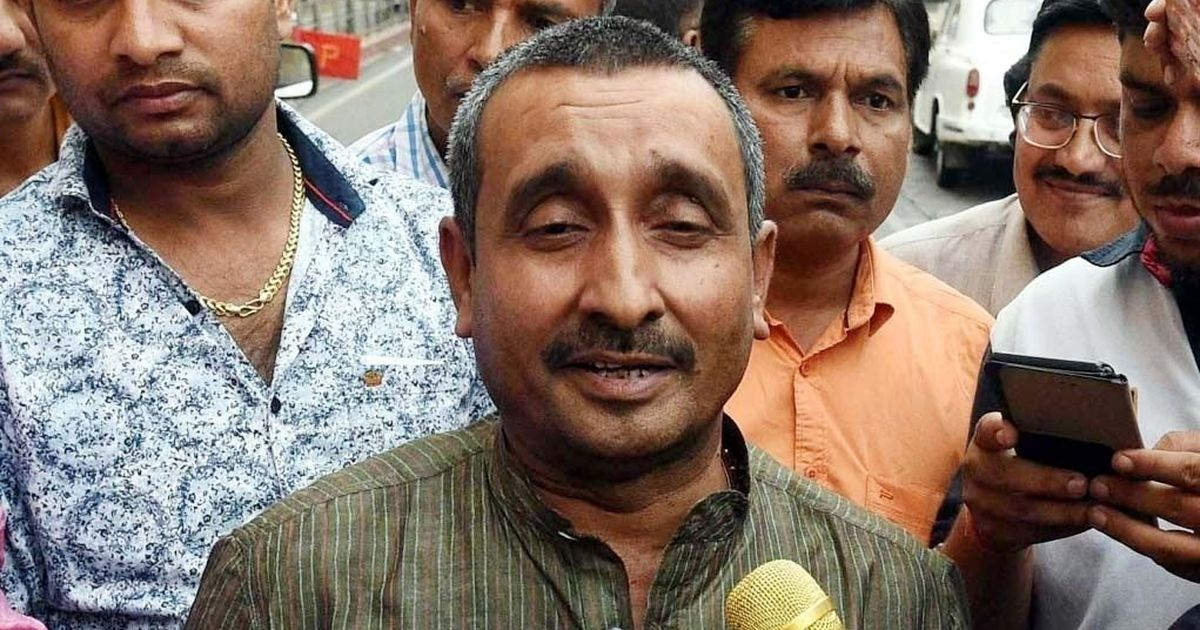 Unnao car crash case: CBI conducts searches at home of expelled BJP MLA, other accused