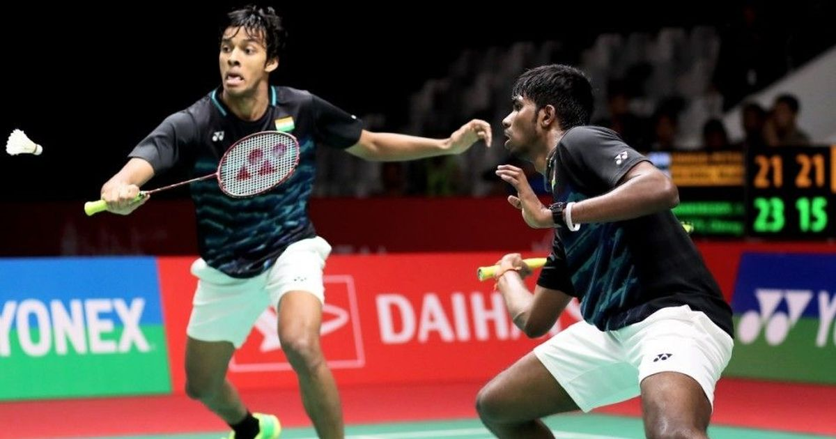 'I'm just speechless': Chirag Shetty after bagging biggest title of his career at Thailand Open