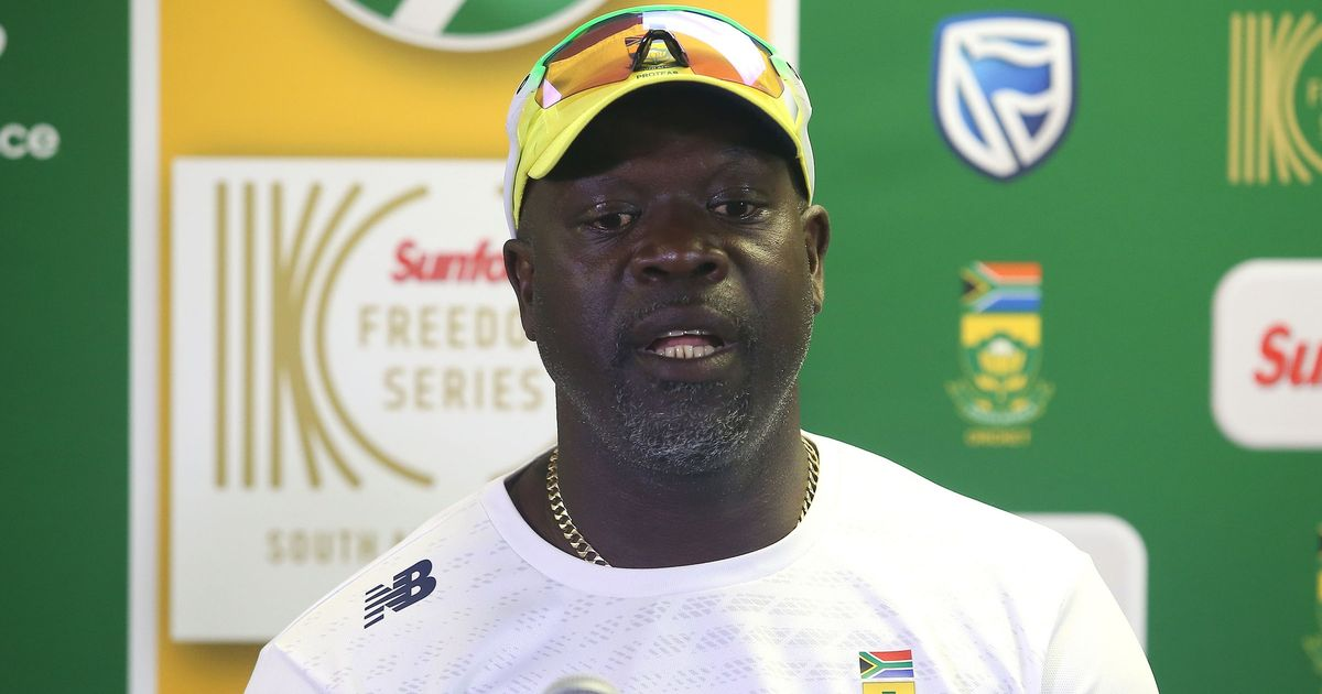 Cricket South Africa sack coach Ottis Gibson, announce structural overhaul to change team's fortunes