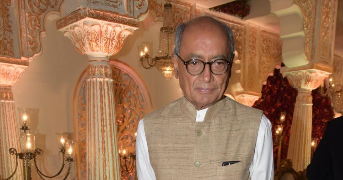 Babri Masjid demolition: Congress could have prevented it, says Digvijaya Singh