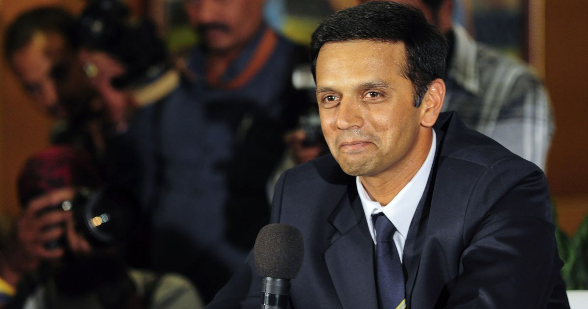 When we see sporting magic happen, it is exhilarating: Rahul Dravid, on athletes' inspiring journeys