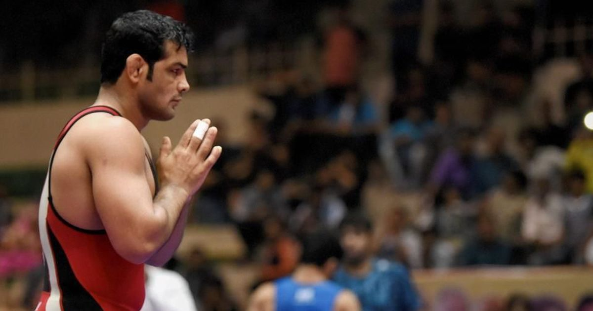 Wrestling: Sushil Kumar's comeback bout after a year ends with defeat in 90 seconds