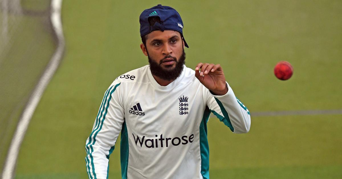 England's leg-spinner Adil Rashid ruled out for rest of season with shoulder injury