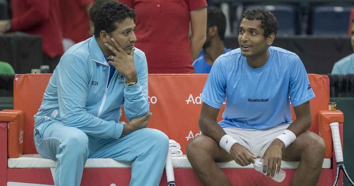 We've requested for a neutral venue, says India Davis Cup captain Mahesh Bhupathi on Pakistan tie