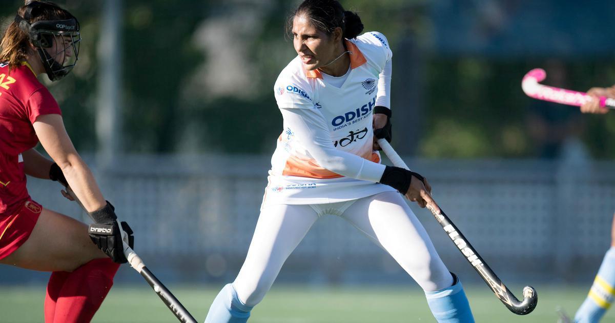 Hockey: Gurjit Kaur's brace helps India start Olympic test event with 2-1 win over Japan