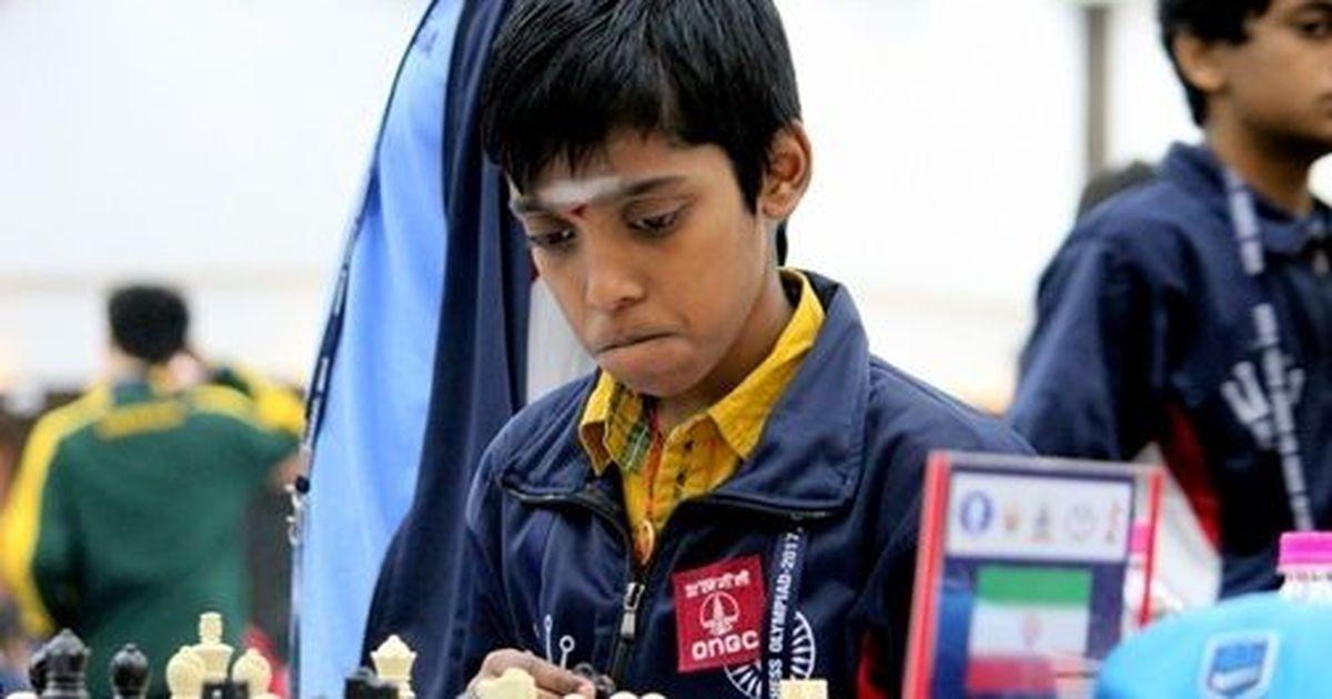 World Youth Chess Championship: Grandmaster R Praggnanandhaa to lead India's challenge