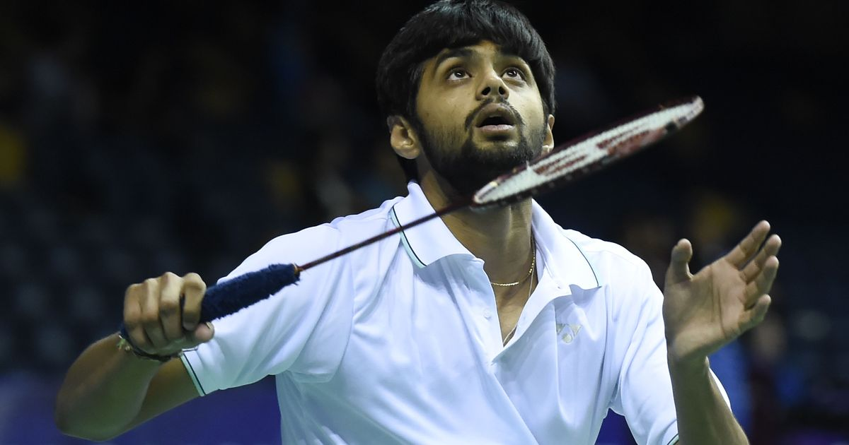 BWF World C'ships: Sai Praneeth stuns Christie to end India's 36-year wait for men's singles medal