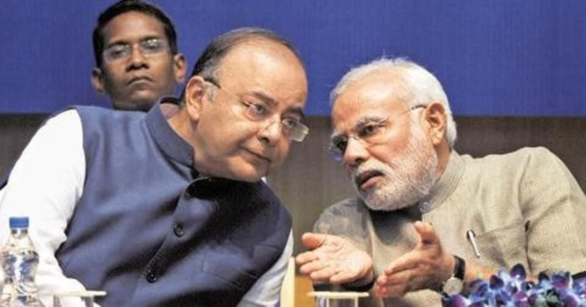 'Political giant, towering intellectual': Modi,  Amit Shah and others mourn Arun Jaitley's death