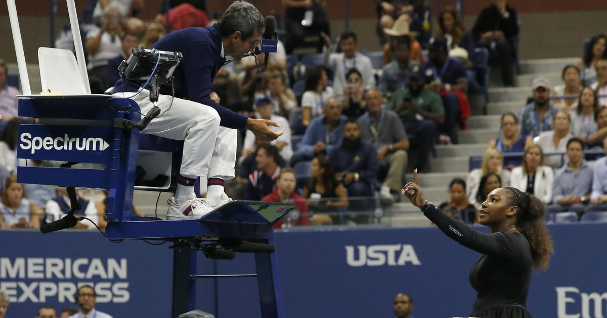 US Open: After 2018 final controversy, umpire Ramos will not officiate Serena or Venus' matches