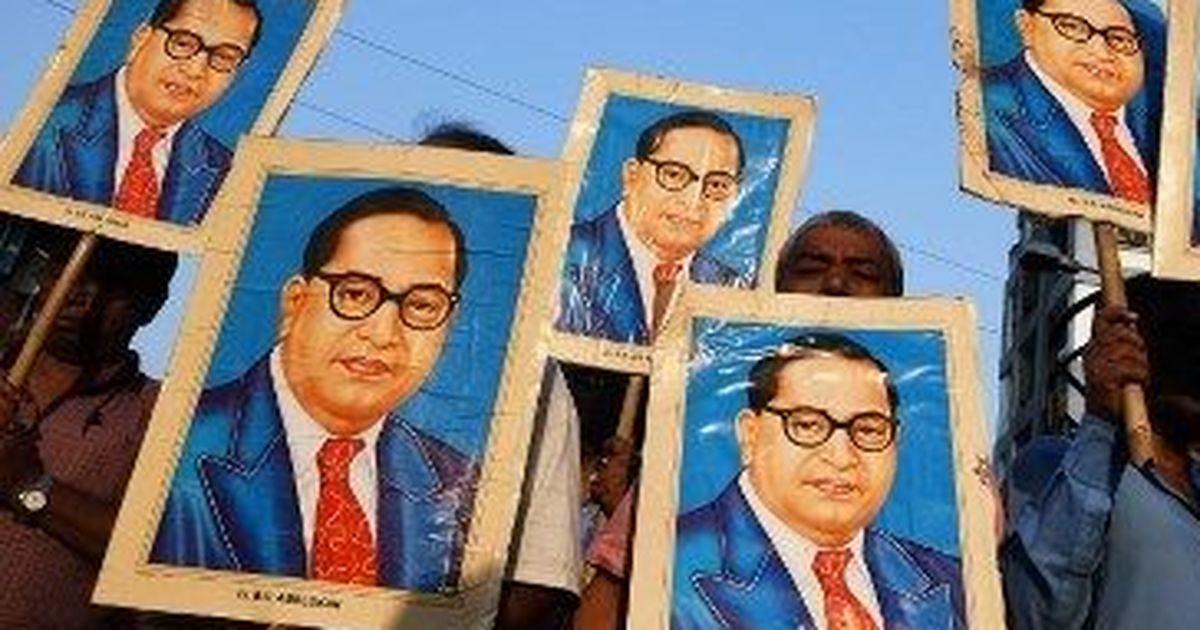 Tamil Nadu: Ambedkar statue vandalised during caste clashes in Vedaranyam town reinstalled