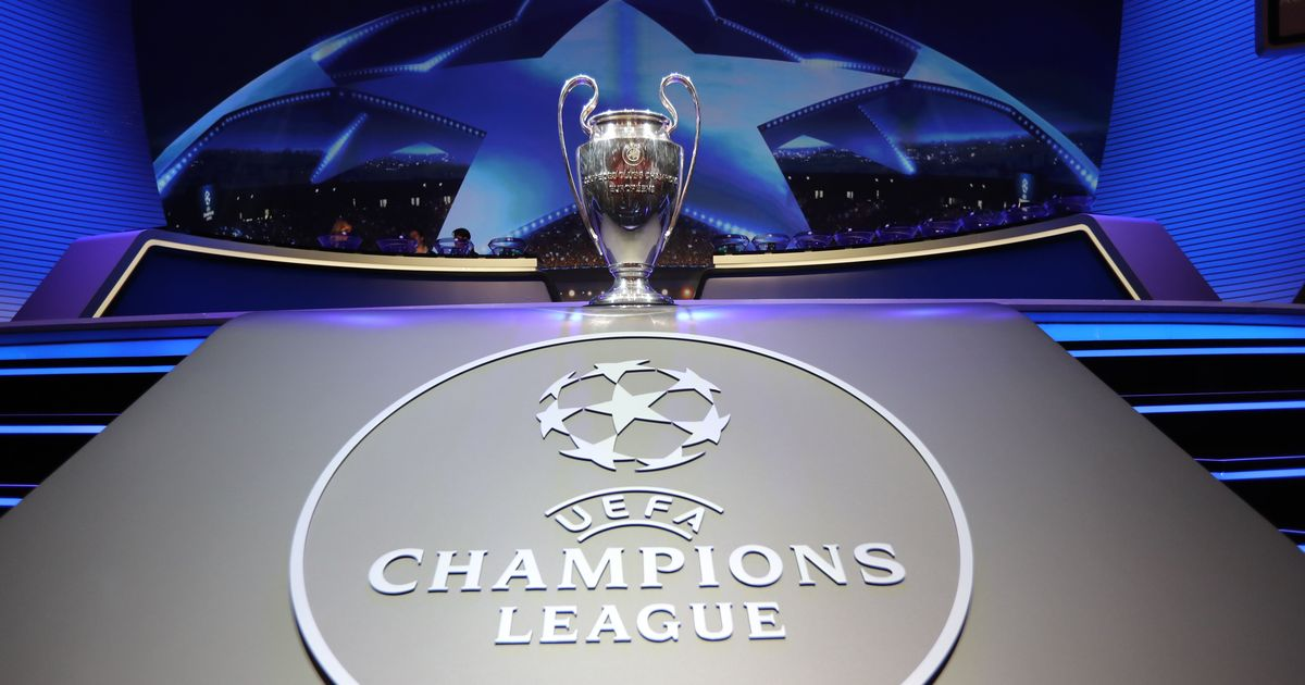 Champions League draw: Real Madrid paired with PSG; Barca drawn alongside Inter Milan, Dortmund