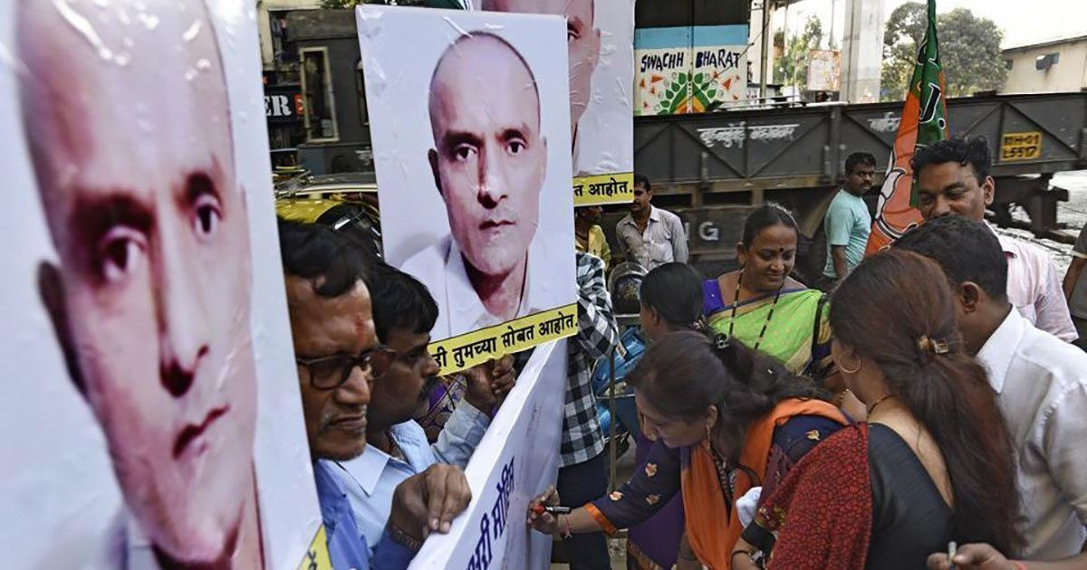 Pakistan says it is in contact with India on granting consular access to Kulbhushan Jadhav