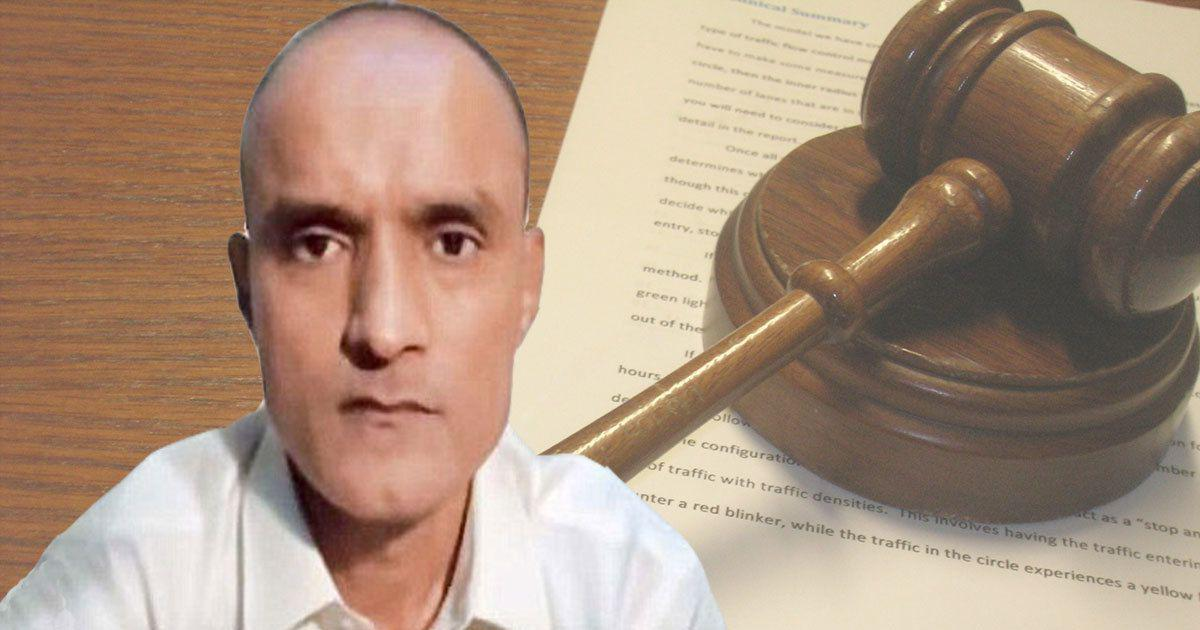 Kulbhushan Jadhav appears to be under extreme pressure to parrot a false narrative, says MEA