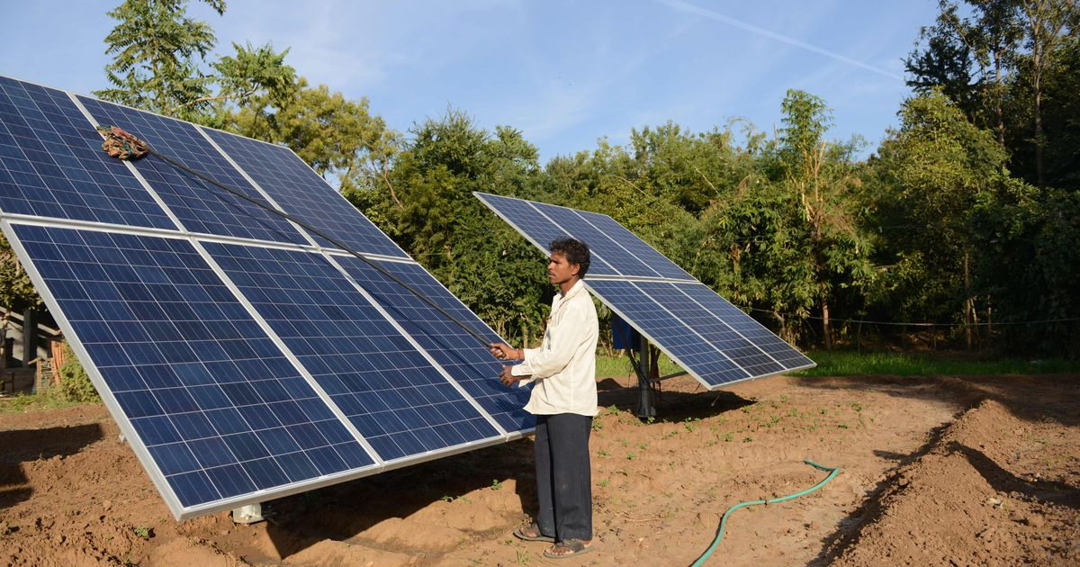 Creating green jobs could help address both unemployment and environmental degradation in India