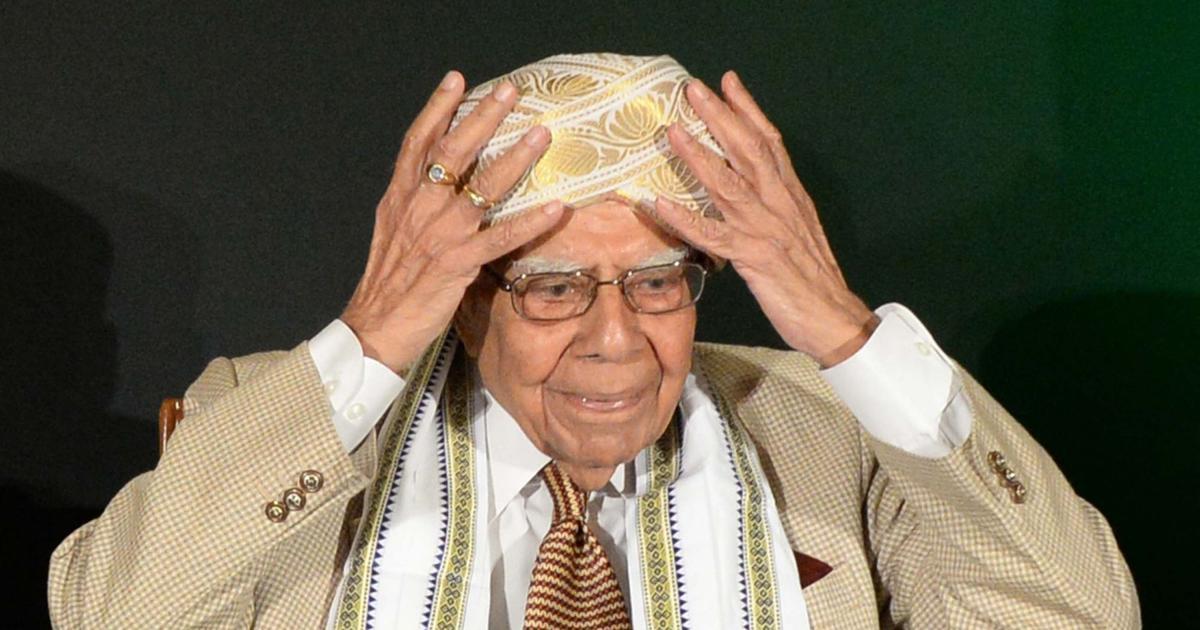 Ram Jethmalani (1923-2019): Among many achievements, he helped catalyse the 2002 Kashmir elections