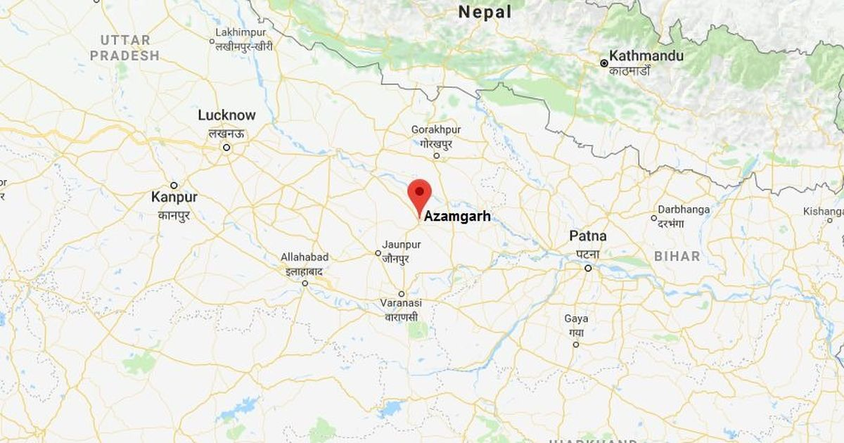 Azamgarh: Journalist arrested for shooting video of kids mopping school floor, probe ordered