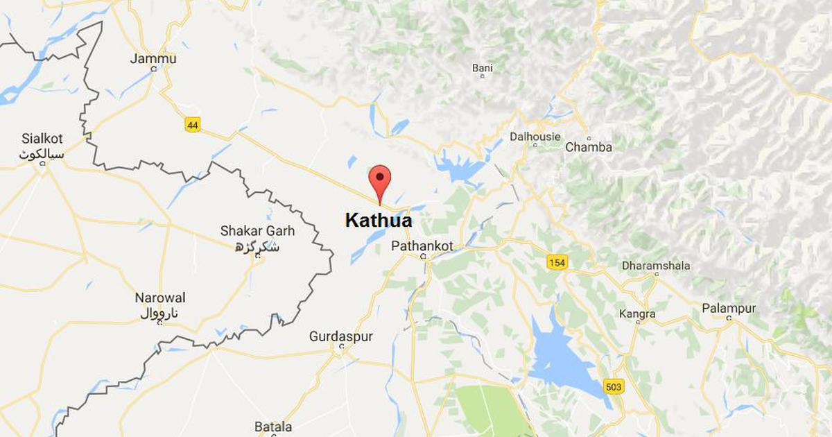 Jammu and Kashmir: Three suspected militants arrested with weapons in Kathua
