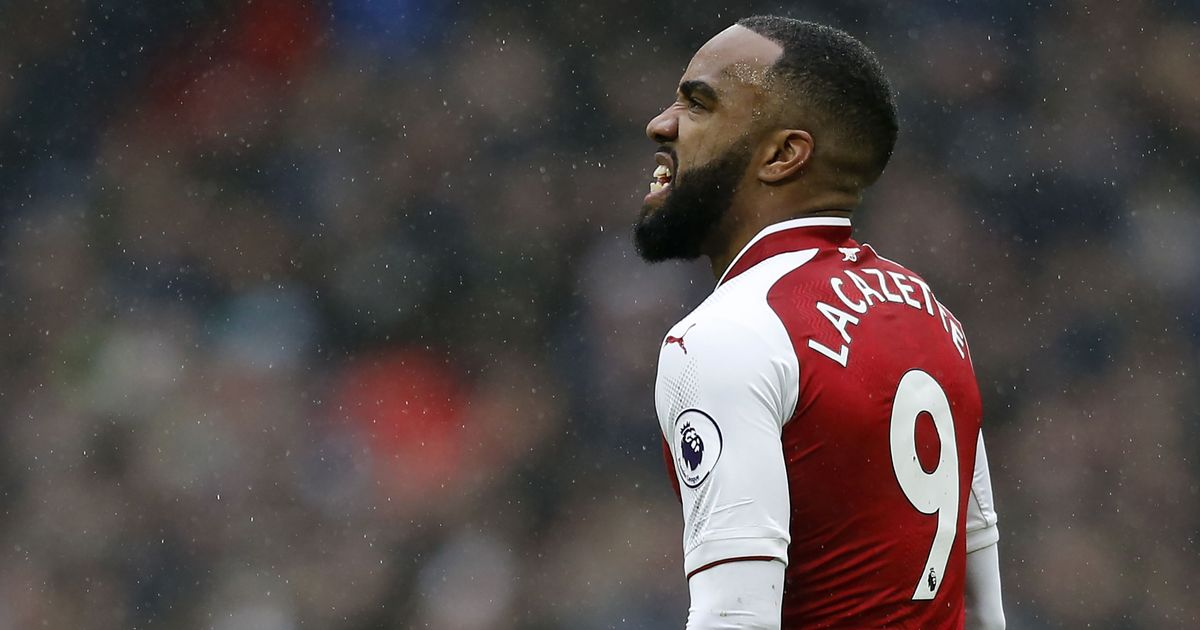 Premier League: Arsenal's Alexandre Lacazette sidelined till October due to lingering ankle injury