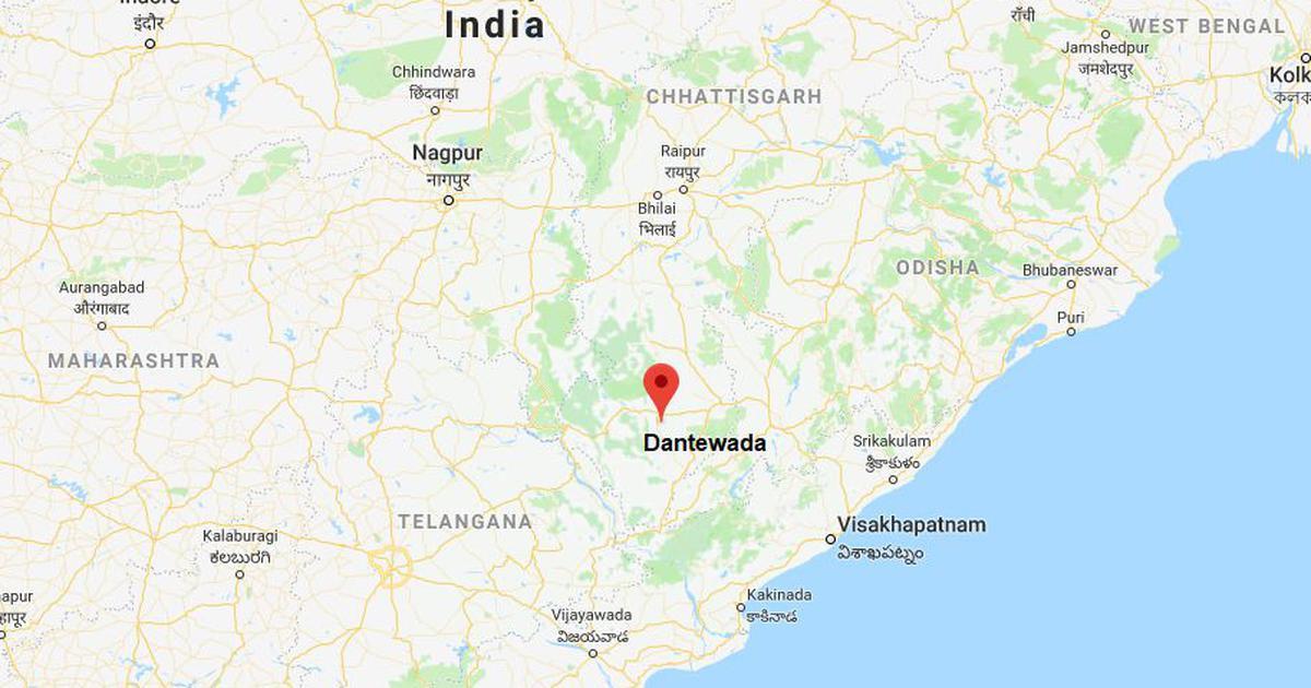 Chhattisgarh: Two suspected Maoists killed in gunfight in Dantewada district, say police