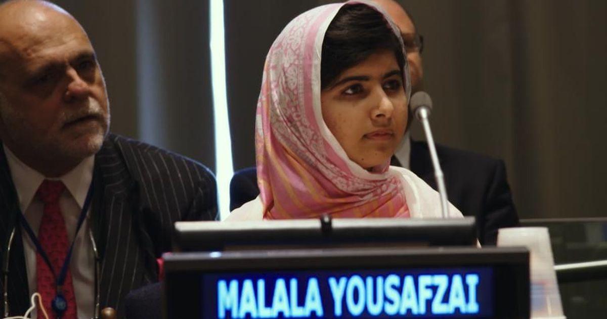 J&K: Malala Yousafzai asks UN to help Kashmiri students go back to school