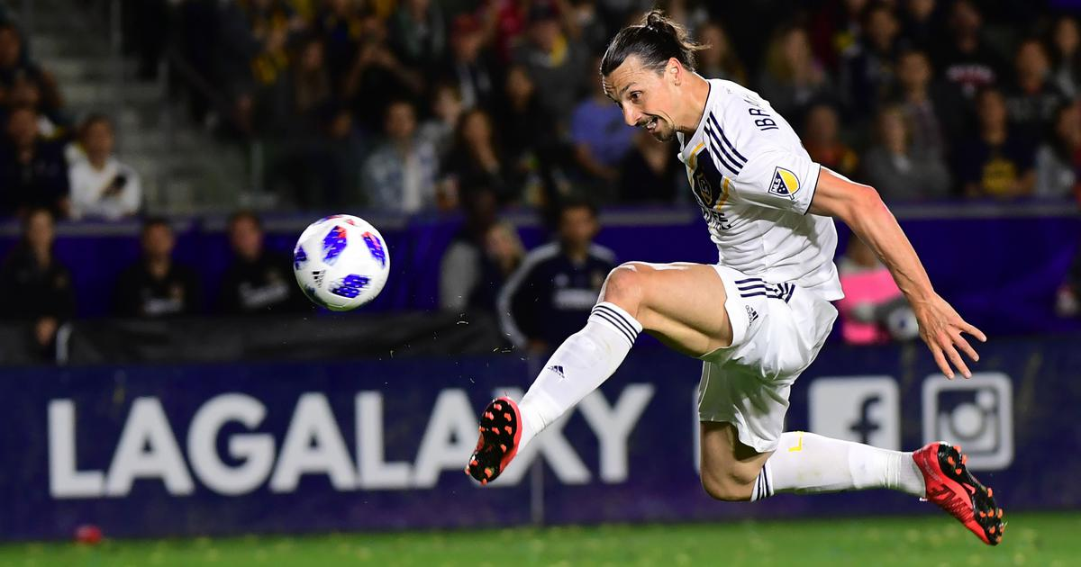 Watch: Zlatan Ibrahimovic's hat-trick powers LA Galaxy to big win in Major League Soccer