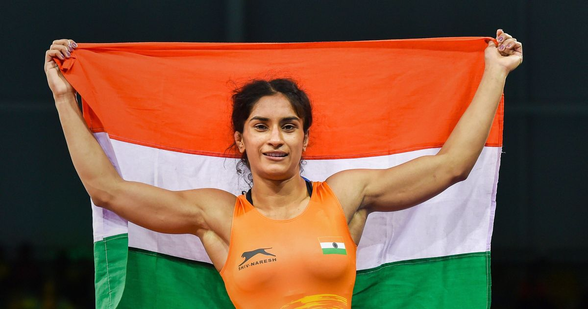 Watch: What I left in Rio I hope to take in Tokyo, says Vinesh Phogat after Worlds bronze medal