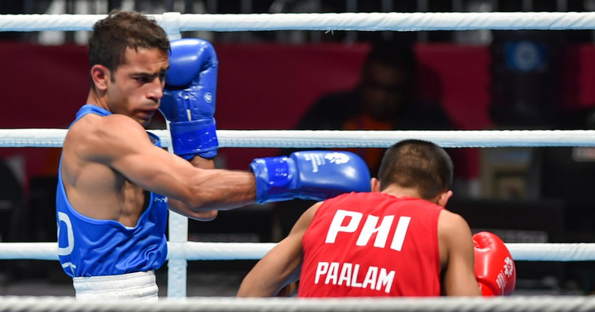 Boxing: Amit Panghal, Manish Kaushik book spots in Olympic qualifiers with medals at World C'ships
