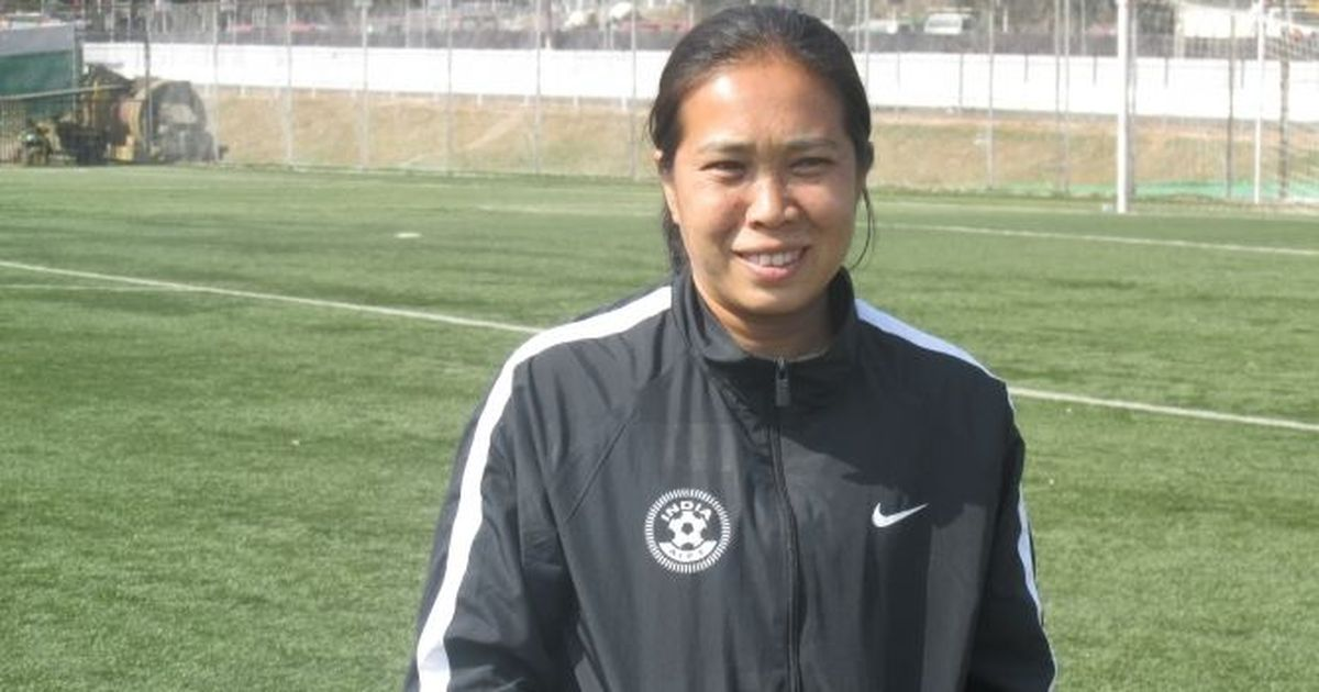 National championship and IWL have helped improve the Indian women's football team, says Bembem Devi