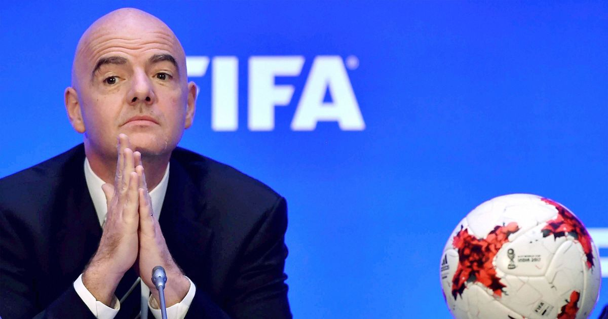 Fifa chief Gianni Infantino says racism 'not acceptable' in Italian football