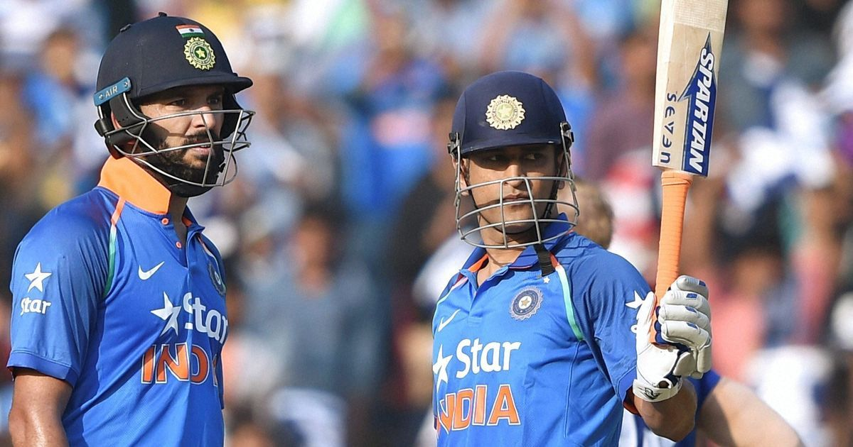 'He has done so much for Indian cricket': Yuraj Singh says retirement should be MS Dhoni's decision