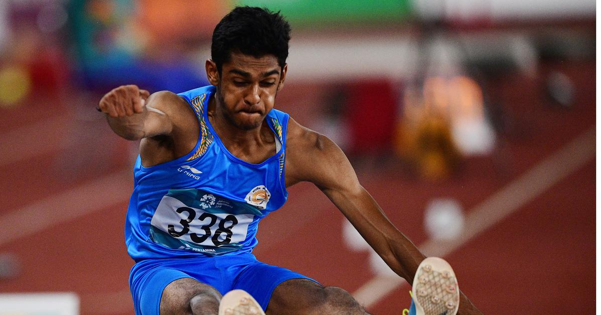 Athletics World Championships: Confident Sreeshankar eyes a career-defining jump in Doha