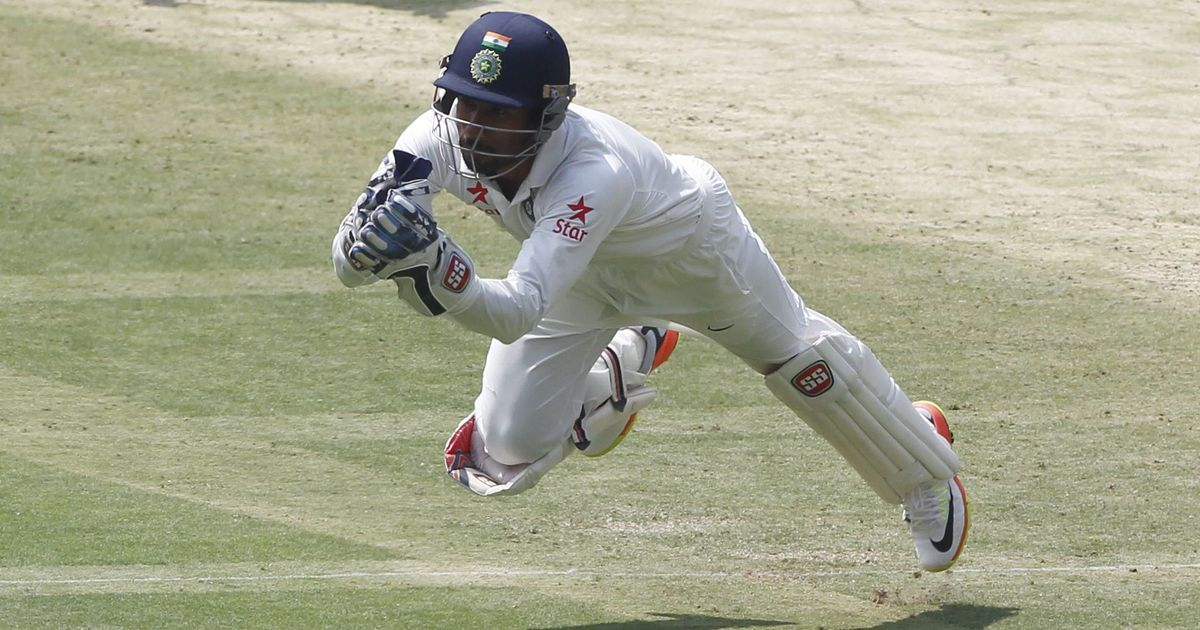 According to me, Wriddhiman Saha is the best keeper in the world: Virat Kohli