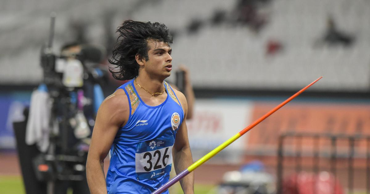 Neeraj Chopra to return to action at National Open athletics championships: Report