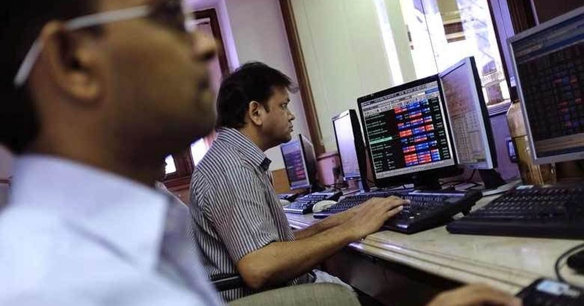 Share indices snap six-day losing streak, Sensex surges over 600 points