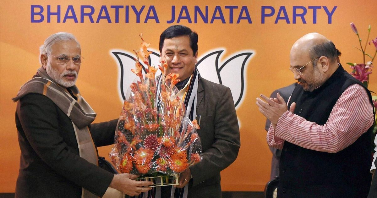 BJP battles coal scandal in Assam, with the chief minister in the dock