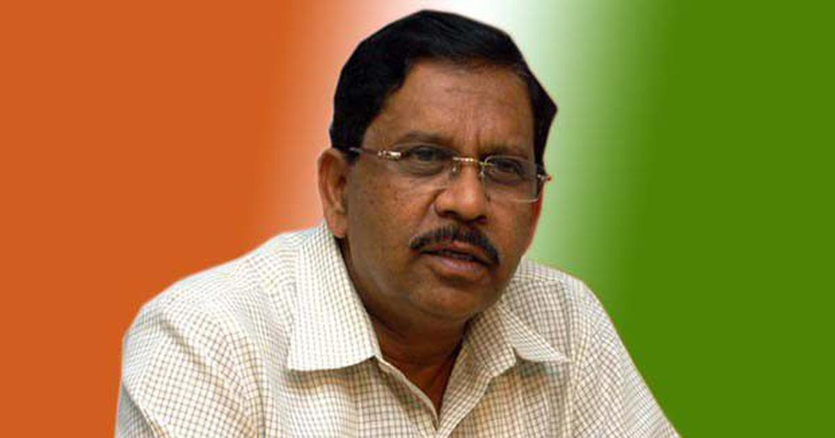Karnataka: Tax department searches former deputy CM G Parameshwara's homes and medical college