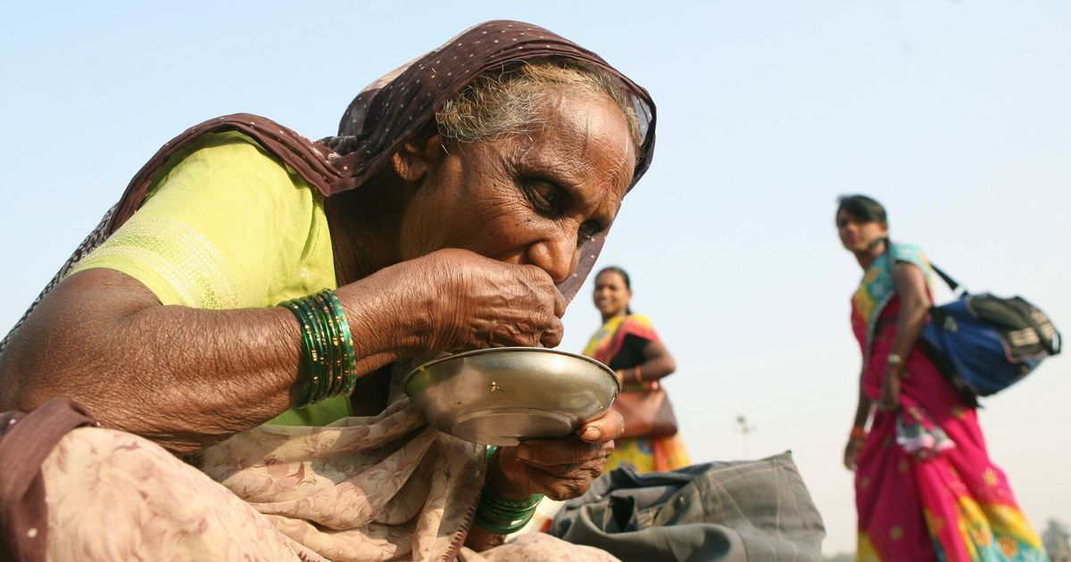 Global Hunger Index: India's rank down to 102 out of 117 countries, in 'serious' category