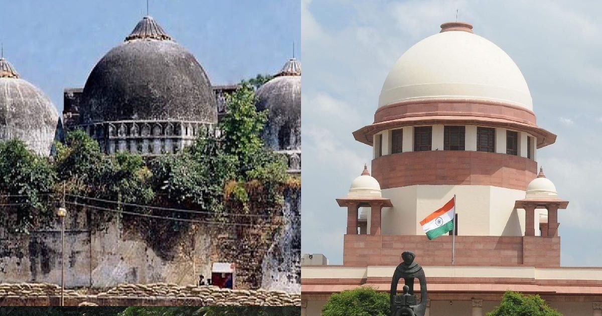 Torn papers, rumours of a withdrawn suit: Here's what happened on the final day of Ayodhya arguments