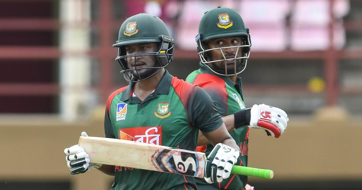 Tamil Iqbal returns as Bangladesh name 15-member squad led by Shakib al Hasan for T20Is in India
