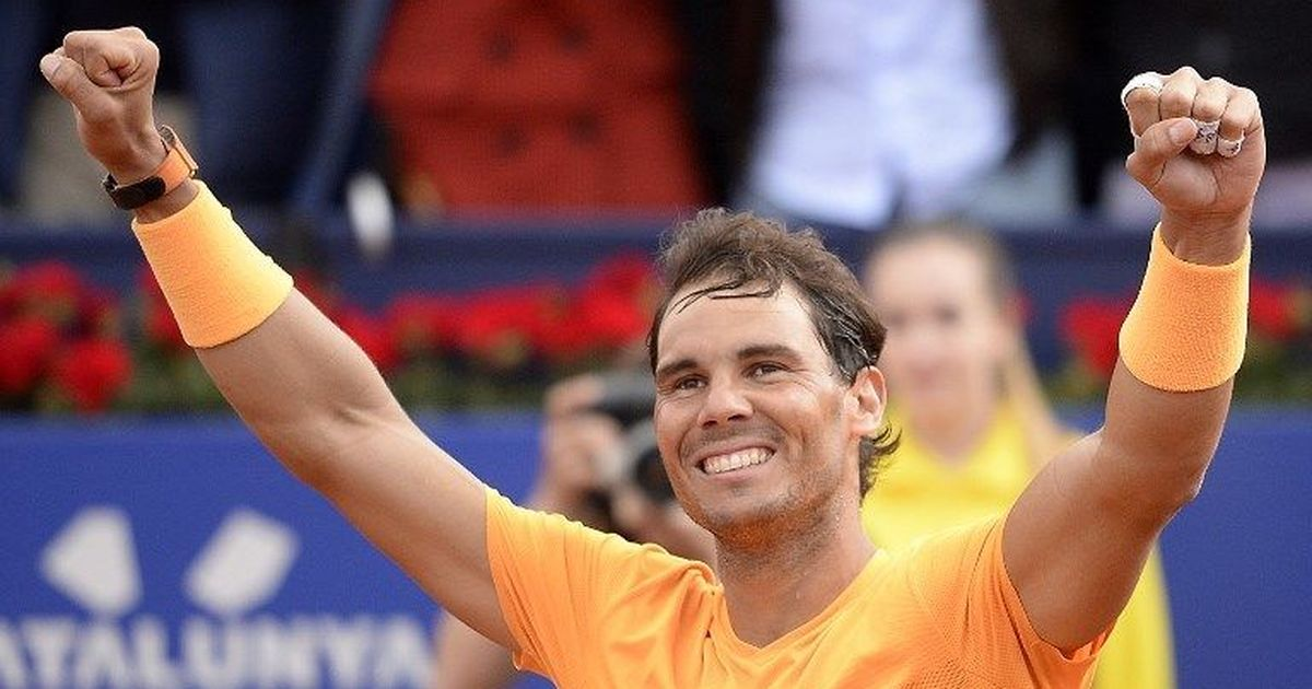 Rafael Nadal named in Spain squad for Davis Cup finals