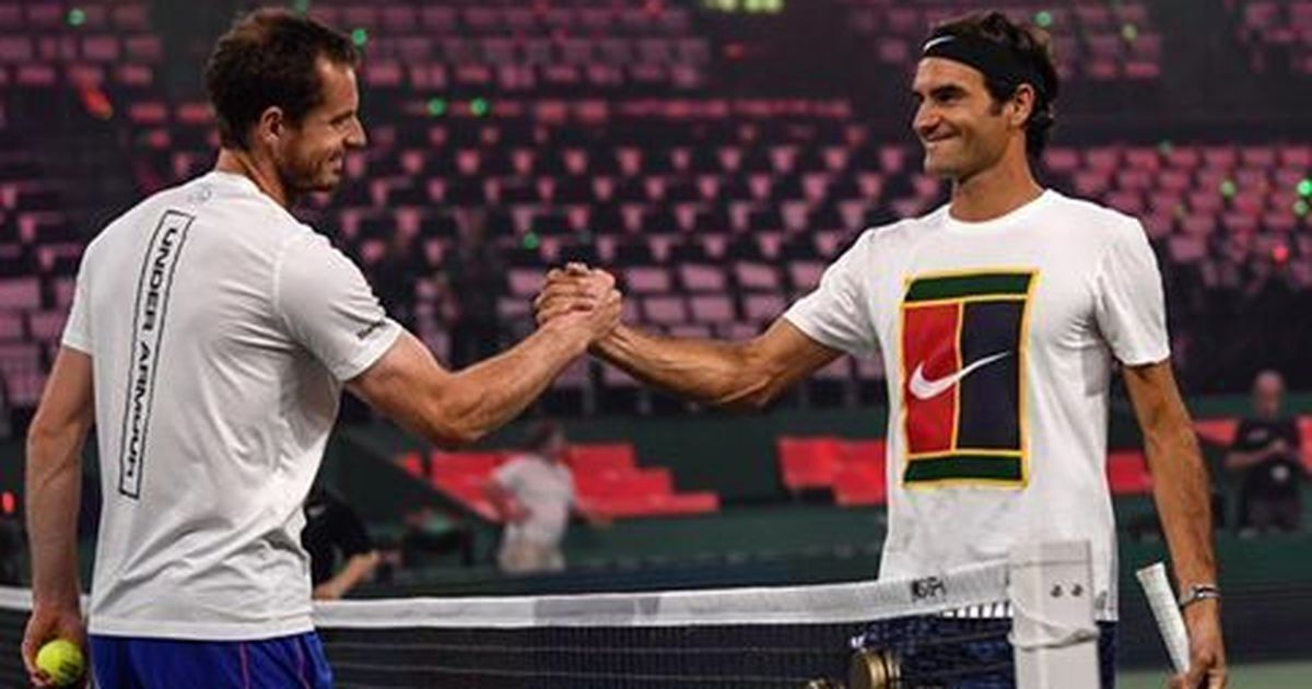 It's nice to see Andy healthy again: Roger Federer praises Andy Murray after Antwerp title triumph