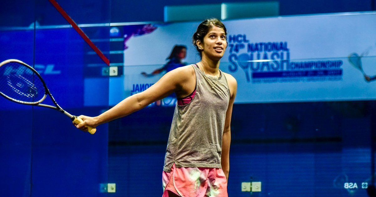 PSA Women's World Squash Championship: Joshna Chinappa secures hard-fought win in first round