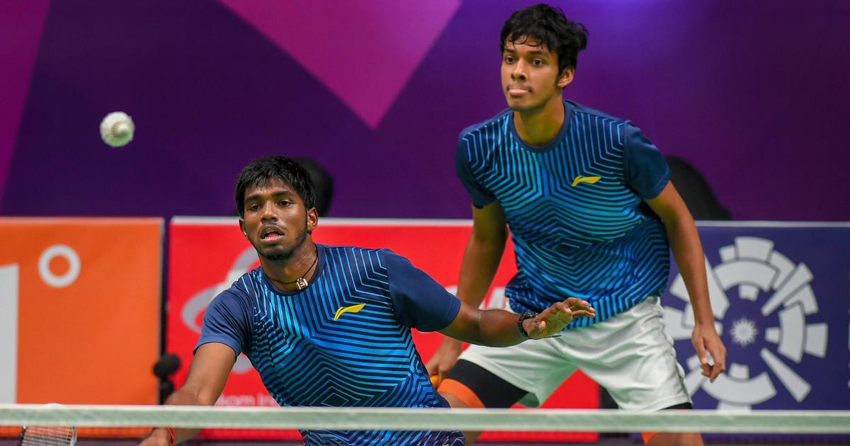 French Open: Satwiksairaj-Chirag Shetty defeat world No 6 pair to reach men's doubles final