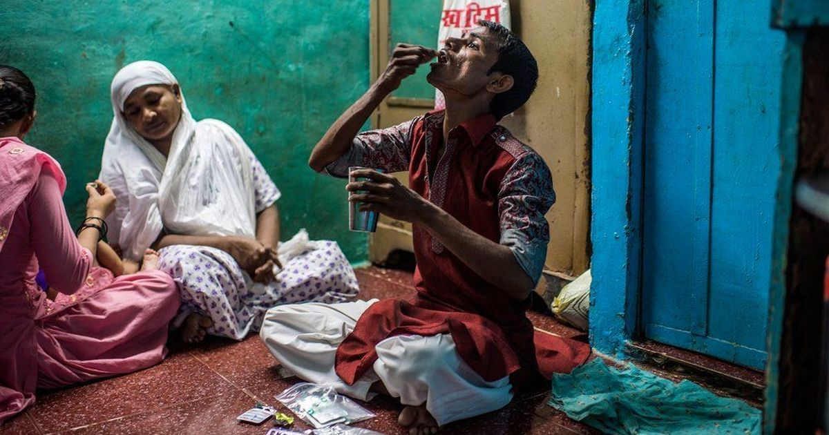 In India, over 56% of multidrug-resistant TB cases remain undetected and over 64% untreated