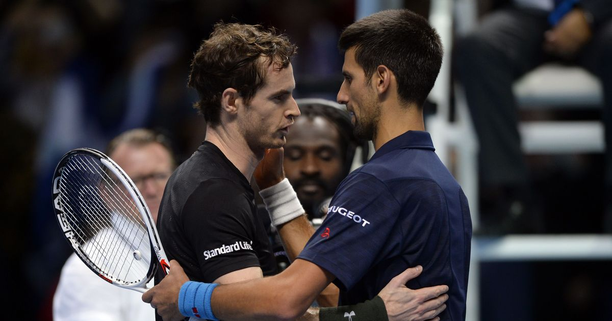 Tennis Will Profit From Andy Murray Back And Fighting For The Top Spots Says Novak Djokovic