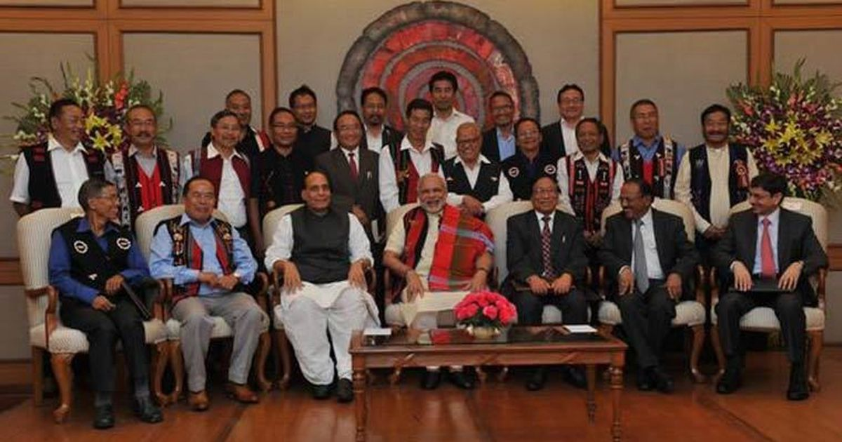 Breakthrough in Naga peace talks as NSCN(IM) and government reach an agreement
